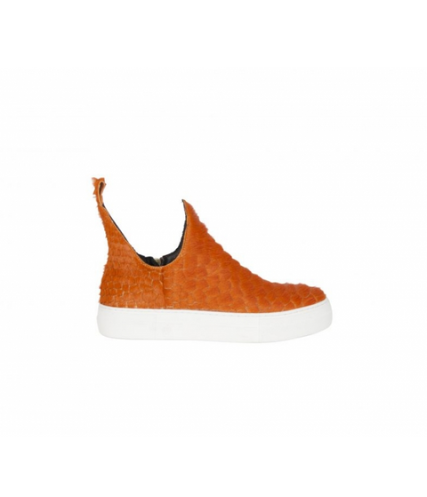 Bootie Sneakers Unisex - Orange