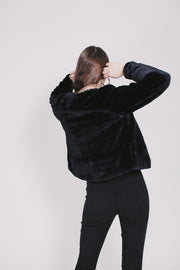 Carro Jacket - Black