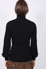 Rosie Merino Sweater - Black - Ella & il - Gensere - VILLOID.no