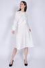 Queen Day Dress - Off White - ByTimo - Kjoler - VILLOID.no