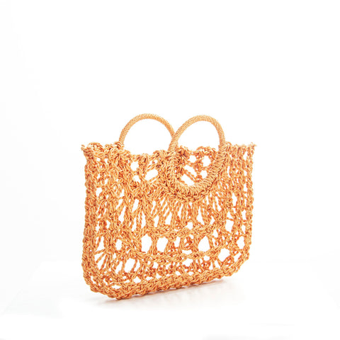 Audrey Mini Bag - Orange