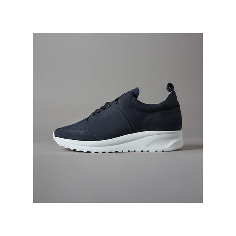 Cloud Runner Nubuck Leather - Evening Sky