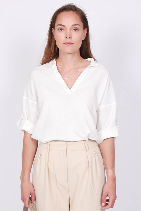 BrizaIW Shirt - Pure White