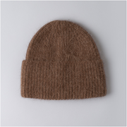 Bordeaux Hat - Light Brown Melange