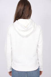Gant Lock Up Sweat Hoodie - Eggshell (1857747910691)
