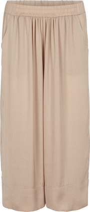 Minga Cropped Trousers - Ginger Root