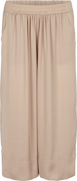 Minga Cropped Trousers - Ginger Root (1734891536419)