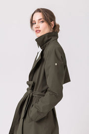Trenchie - Dark Olive