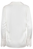 Darcel - White - By Malene Birger - Topper - VILLOID.no