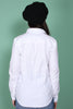 Stretch Oxford Solid - White - GANT - Topper - VILLOID.no