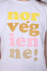 Norvegienne T-Shirt - Aspen Gold - MAUD - Topper - VILLOID.no