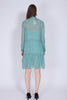Lykke dress - Aqua Haze - Second Female - Kjoler - VILLOID.no