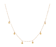 Tanina Necklace - Gold