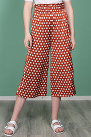Spotty HW Trousers - Rustic Brown