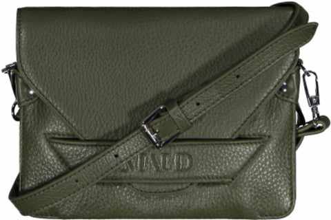 Envelope Small Clutch - Dusty Olive (4283590017059)