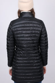 Light Down Coat - Black (4361819586669)