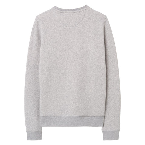 Arch Logo Sweat - Light Grey Melange (1476696834083)