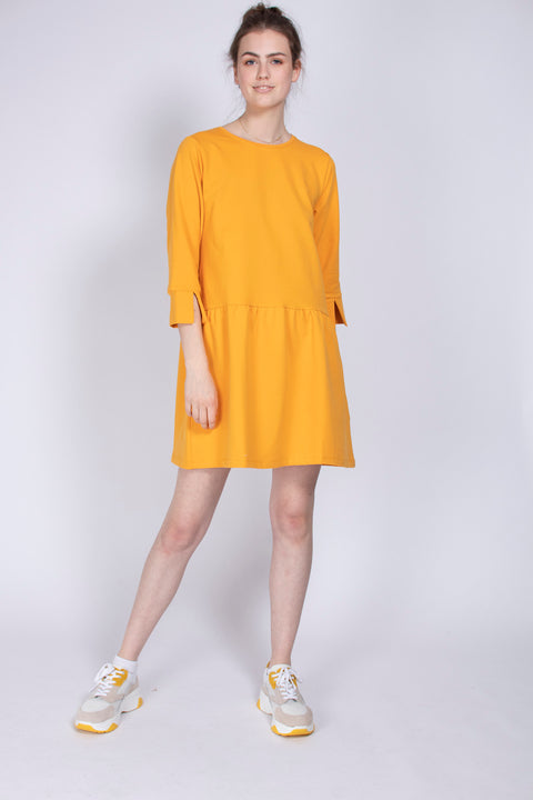 Forester Dress - Cad Yellow (1708810240035)