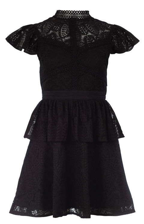 Grace Dress - Black