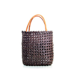 Carrie Micro Bag - Brown