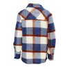 Viksa Jacket Wool - Navy/Brown Checks - Noella - Jakker - VILLOID.no
