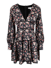 Holly Dress - Black Rose (4383039881325)