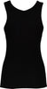 Cotton Rib Singlet - Charcoal - Pierre Robert x Jenny Skavlan - Topper - VILLOID.no