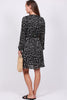 Anna Dot Dress - Black - Neo Noir - Kjoler - VILLOID.no