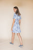 Print Floral Wrap Dress - Skyway - Creative Collective - Kjoler - VILLOID.no