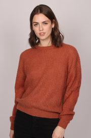 Fluffy Knit - Ginger Spice (4369528062061)