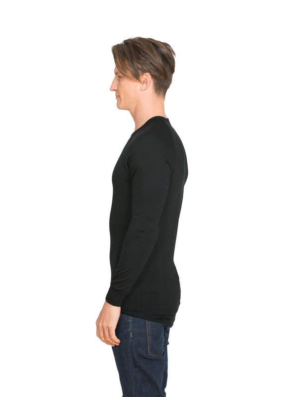 Mens Merino Long Sleeve