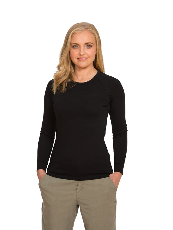 Merino Long Sleeve Women's
