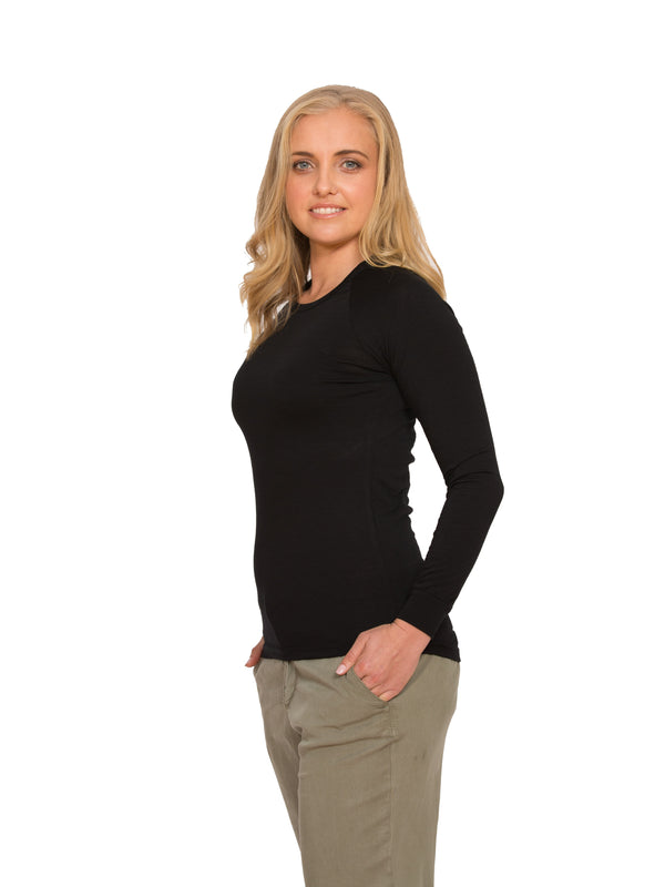 Wool Long Sleeve Women's
