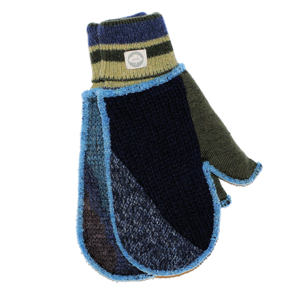 One of a kind Xob Mitten