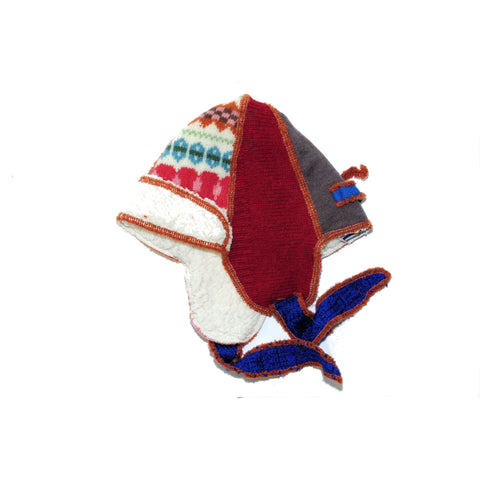 One of a kind Xobomber beanie for Toddlers