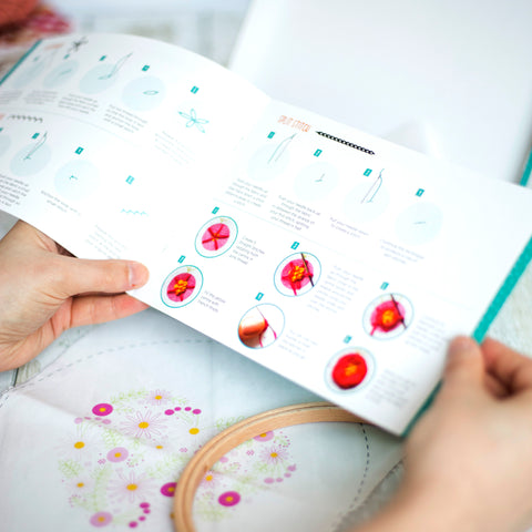 Embroidery Fabric Packs
