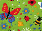 Butterflies and Bees Embroidery Fabric Pattern Pack