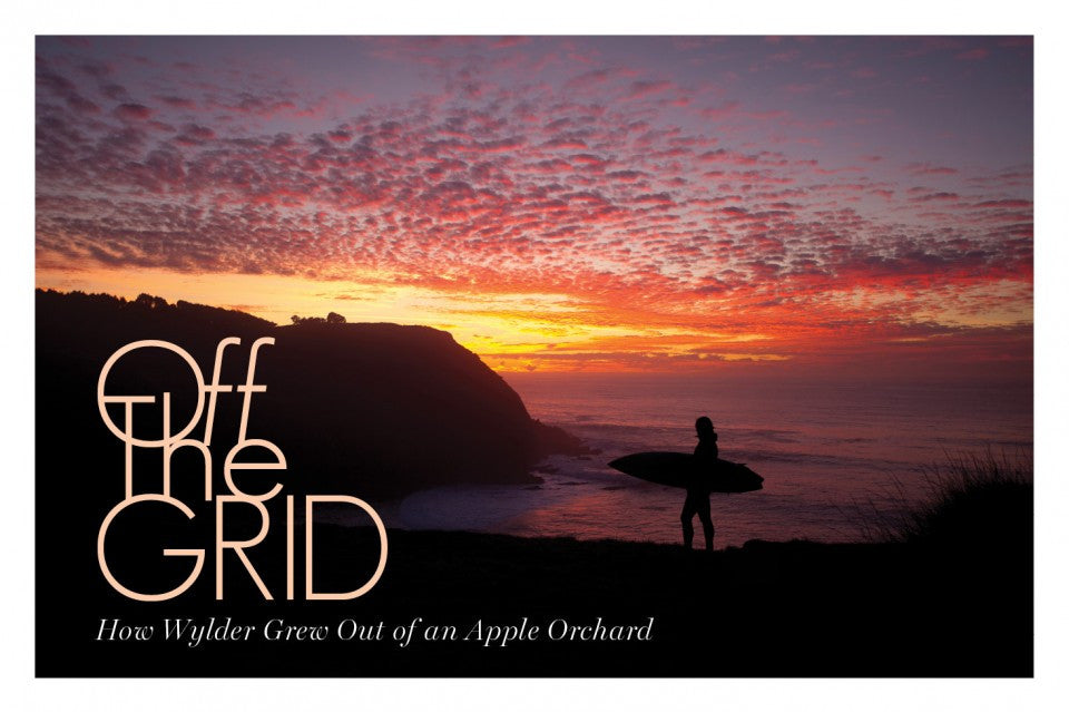 Off the Grid: How Wylder Grew Out of an Apple Orchard