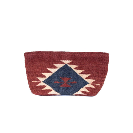 RUBY + RAIN WOOL CLUTCH