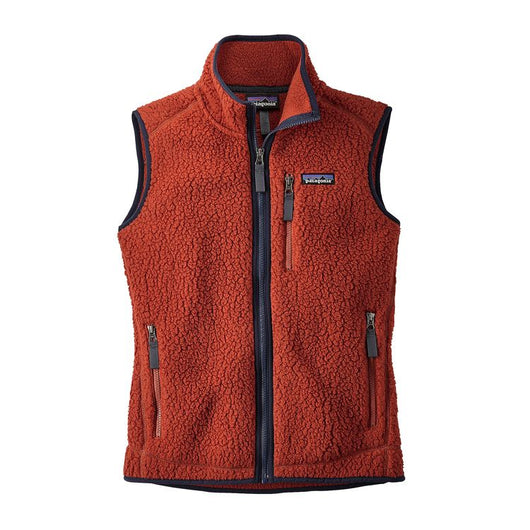 RETRO PILE FLEECE VEST