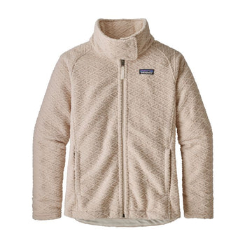 DIAMOND CAPRA FLEECE JACKET