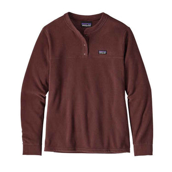 MICRO D® FLEECE HENLEY