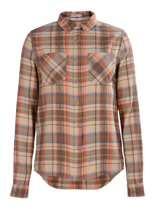 GENERAL PURPOSE ORGANIC PLAID SHIRT