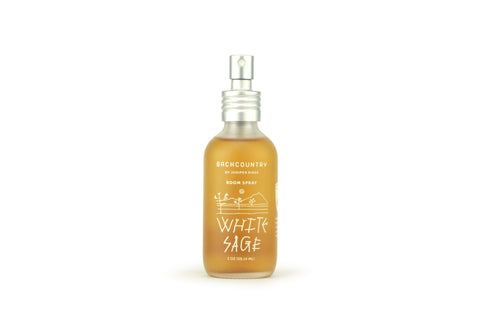 BACKCOUNTRY WHITE SAGE ROOM SPRAY-2oz