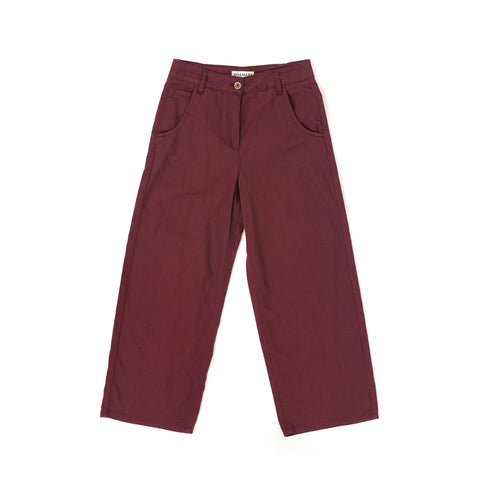 BAYBERRY CROPPED PANTS