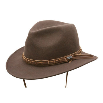 COUNTRY OUTDOOR WOOL HAT