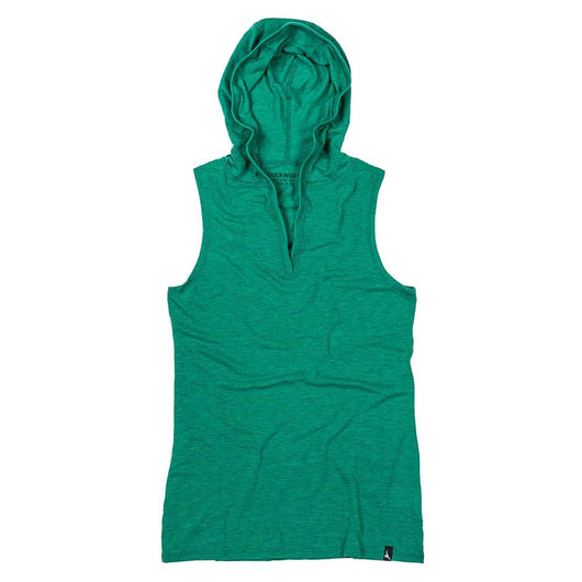 VAPOR SLEEVELESS HOODY