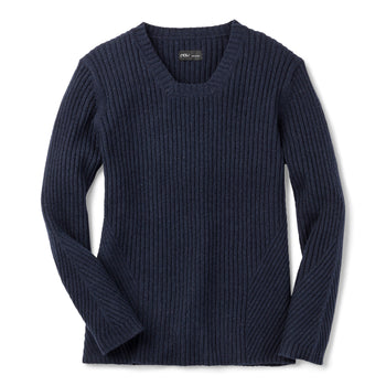 COURCHEVEL CREW NECK SWEATER