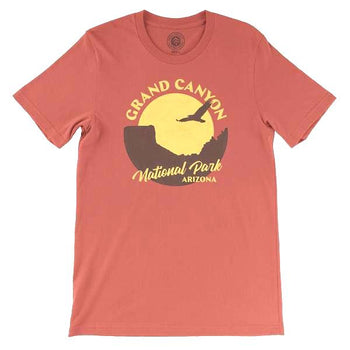 GRAND CANYON FLYOVER TEE
