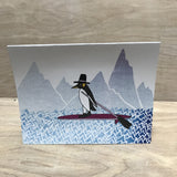 NOTECARD SET: ADVENTURE ANIMALS